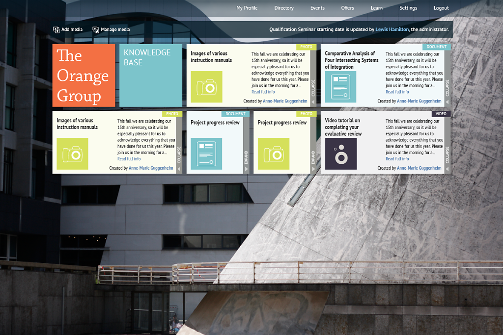 community-project-Learn-Knowledge-base-admin-view.png